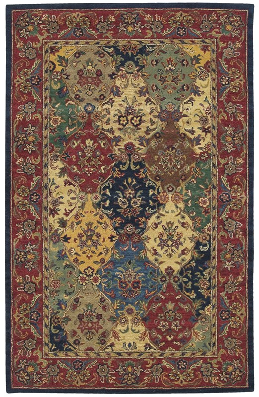 Nourison India House 120 Multicolor Rug