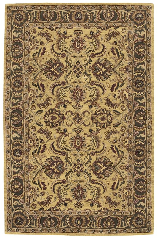 Nourison India House 212 Gold Rug