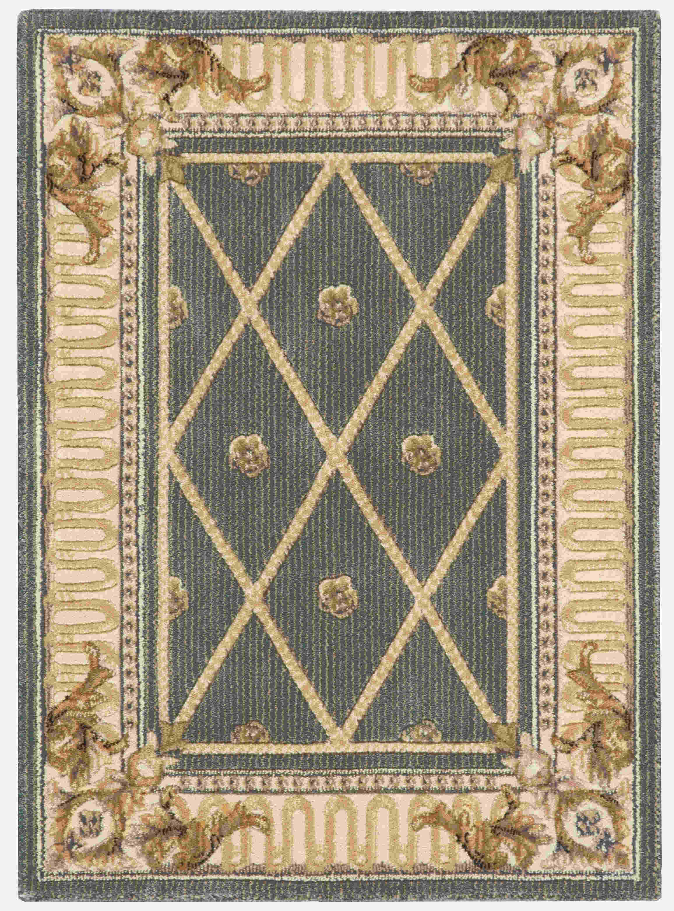 Nourison Ashton House Blue Area Rug