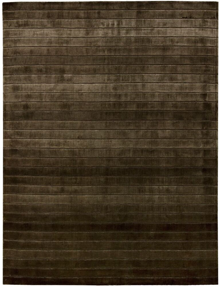 Nourison Aura Chocolate Area Rug
