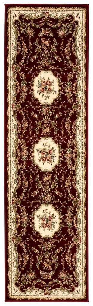 Nourison Bordeaux Burgundy Area Rug