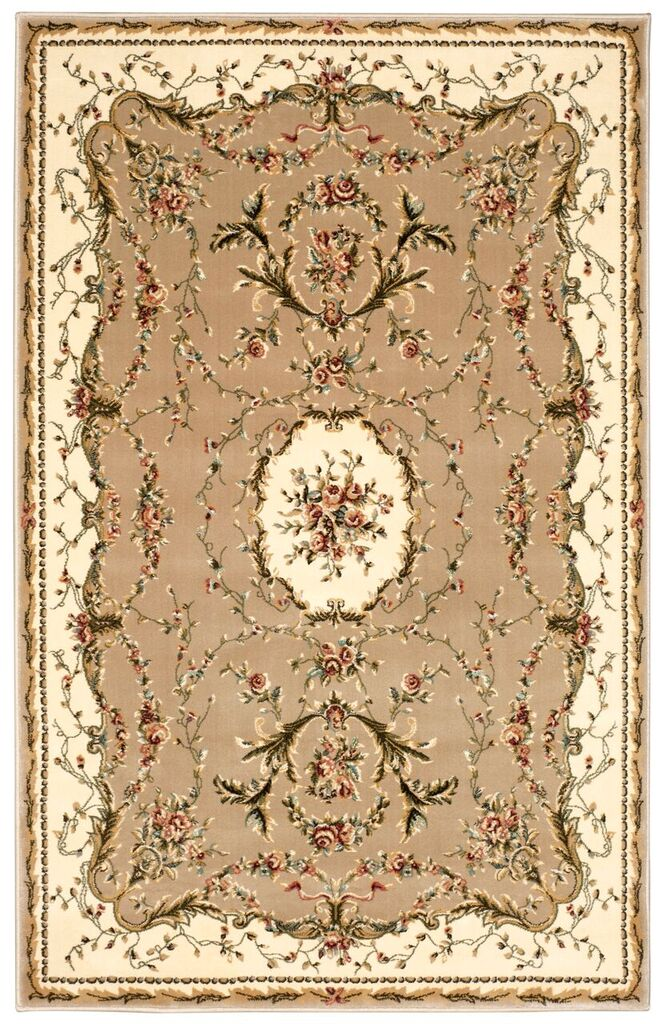Nourison Bordeaux Cream Area Rug