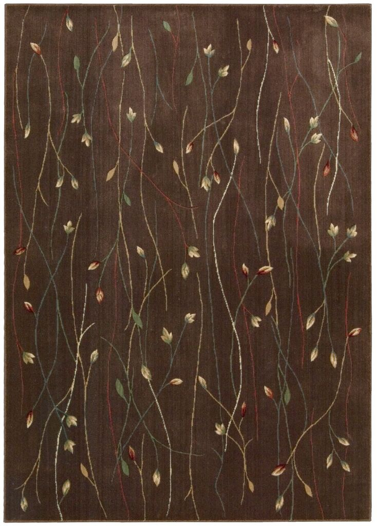 Nourison Cambridge Chocolate Area Rug