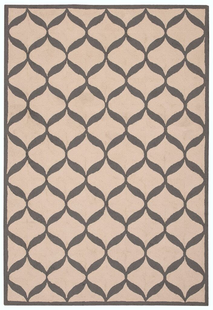 Nourison Decor White/light Grey Area Rug
