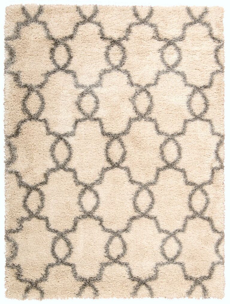 Nourison Escape White Shades Area Rug
