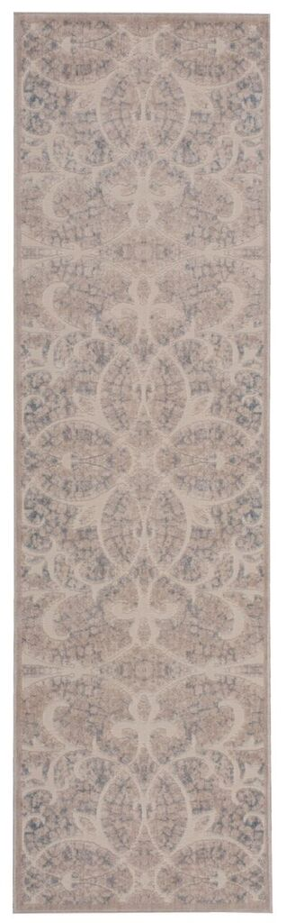 Nourison Graphic Illusions Beige Sand Area Rug
