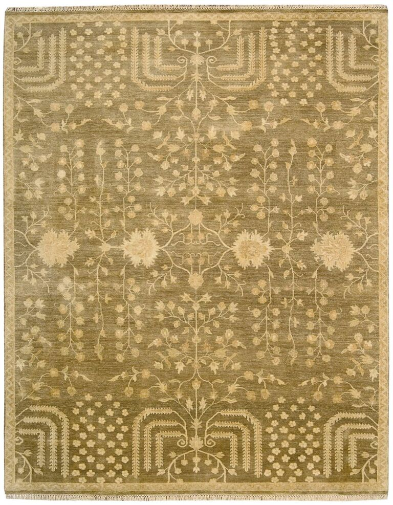 Nourison Grand Estate Mushroom Area Rug