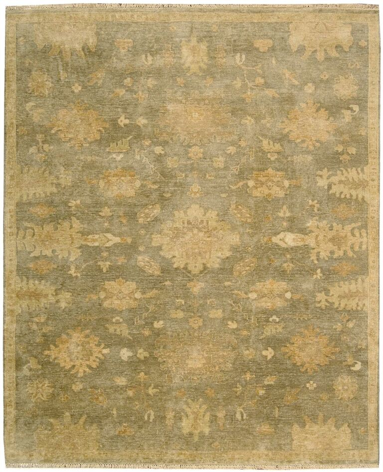Nourison Grand Estate Sage Area Rug