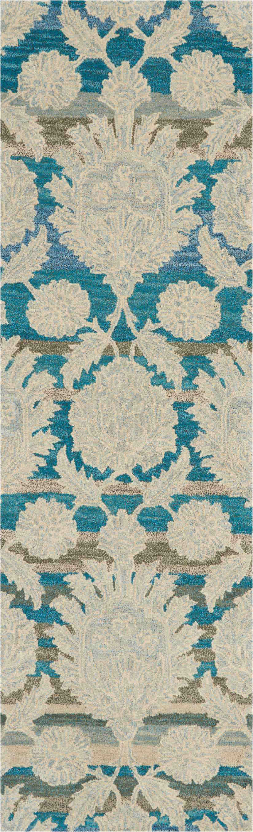 Nourison India House Modern/contemporary Rugs  Ih91