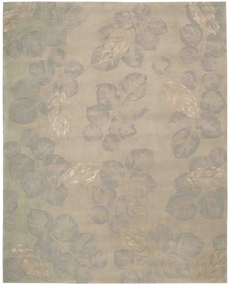 NOURISON JULIAN GREY AREA RUG