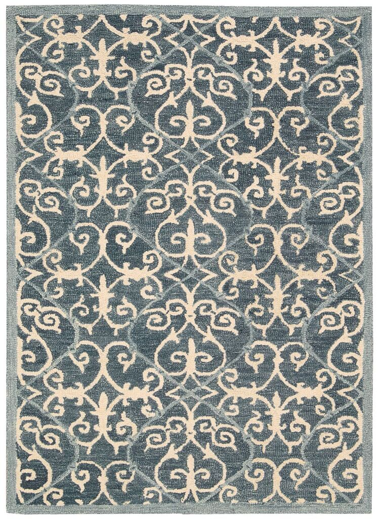 Nourison Marina Denim Area Rug