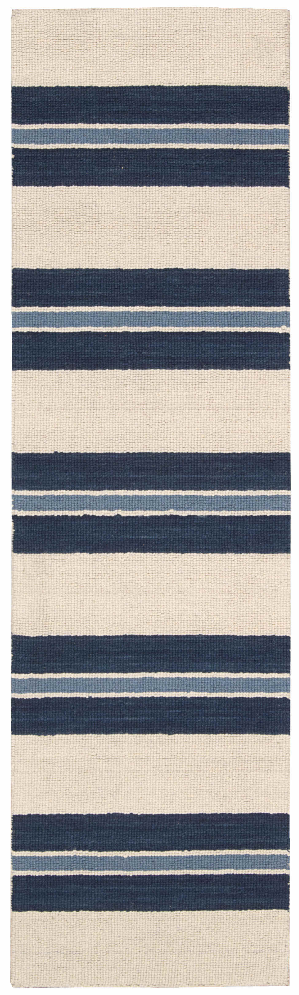 Barclay Butera Oxford Awning Stripe Area Rug By Nourison