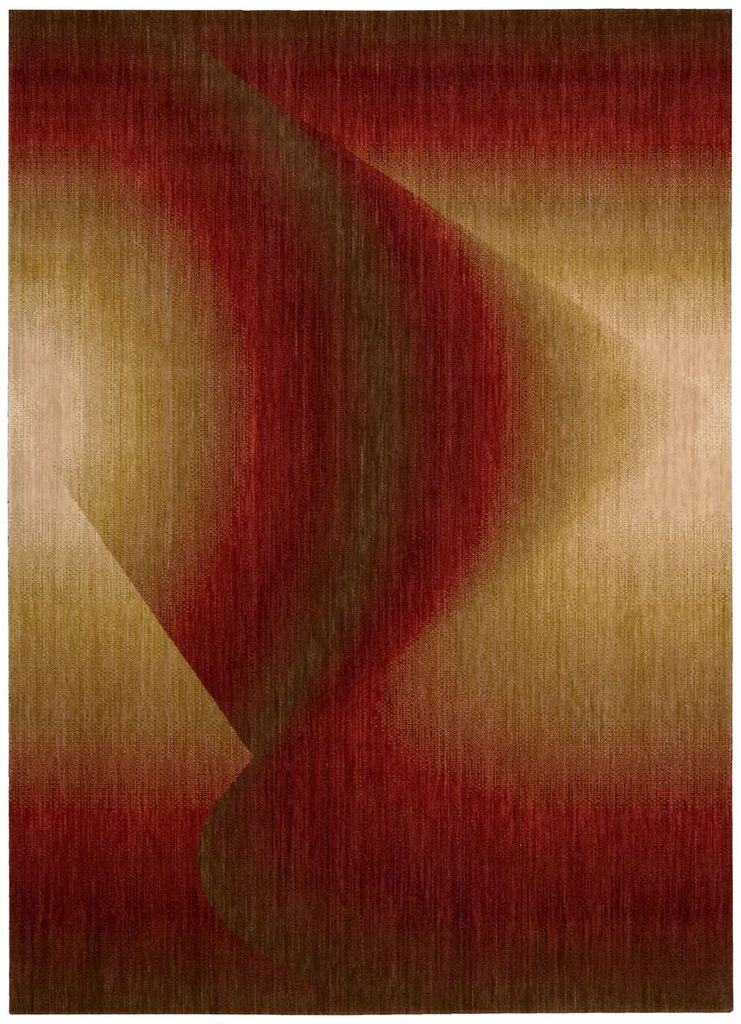 Nourison Radiant Arts Ruby Area Rug