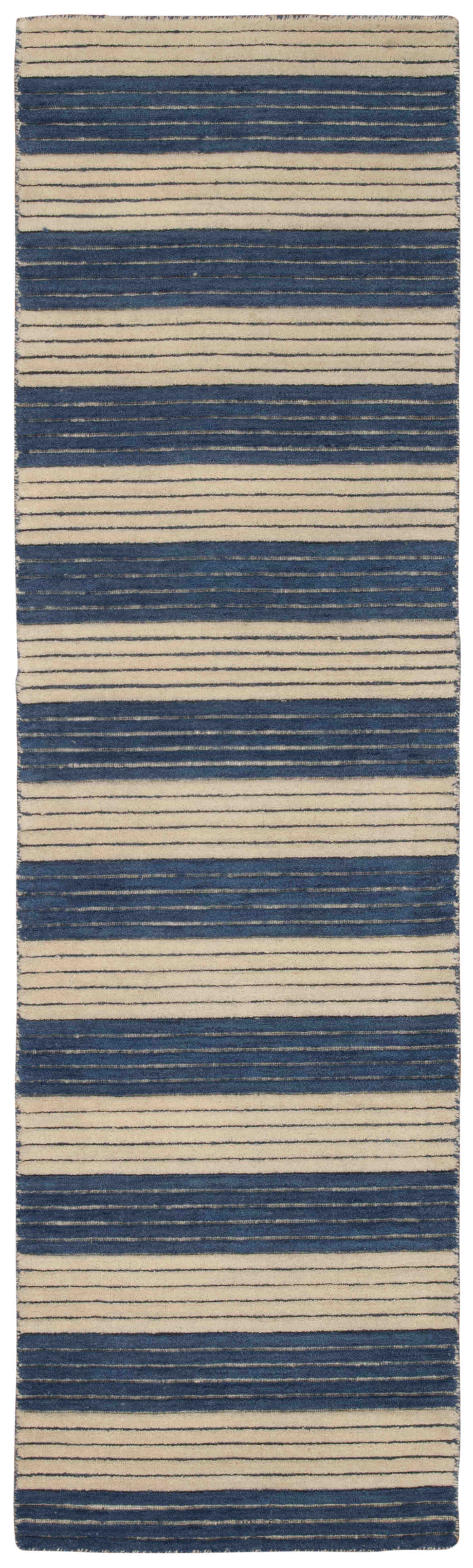 Barclay Butera Ripple Midnight Blue Area Rug By Nourison