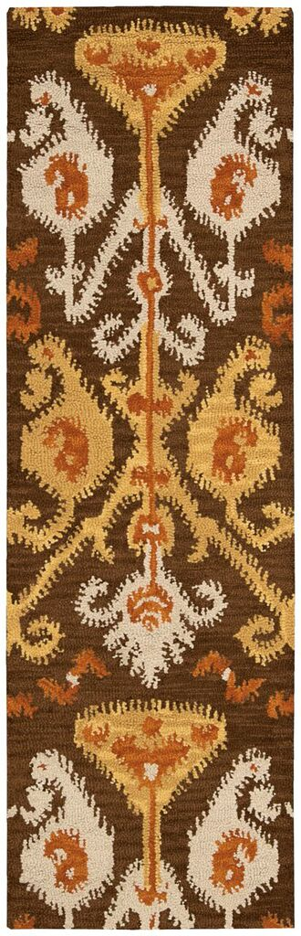 Nourison Siam Chocolate Area Rug