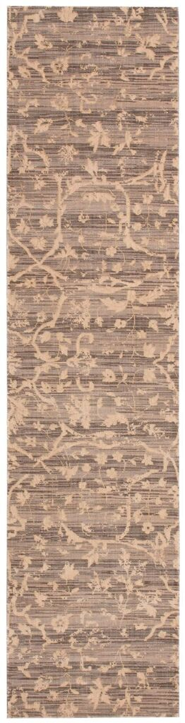 Nourison Silk Elements Taupe Area Rug
