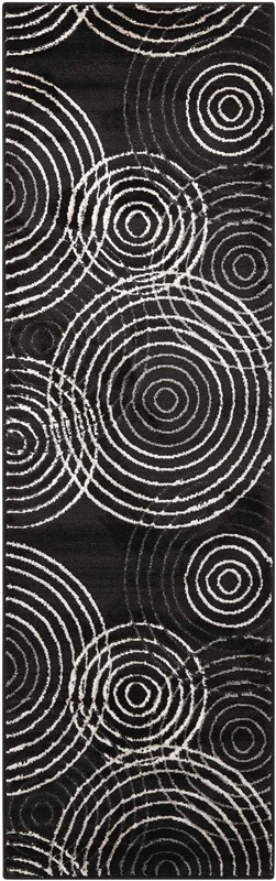 Nourison Studio Black Area Rug
