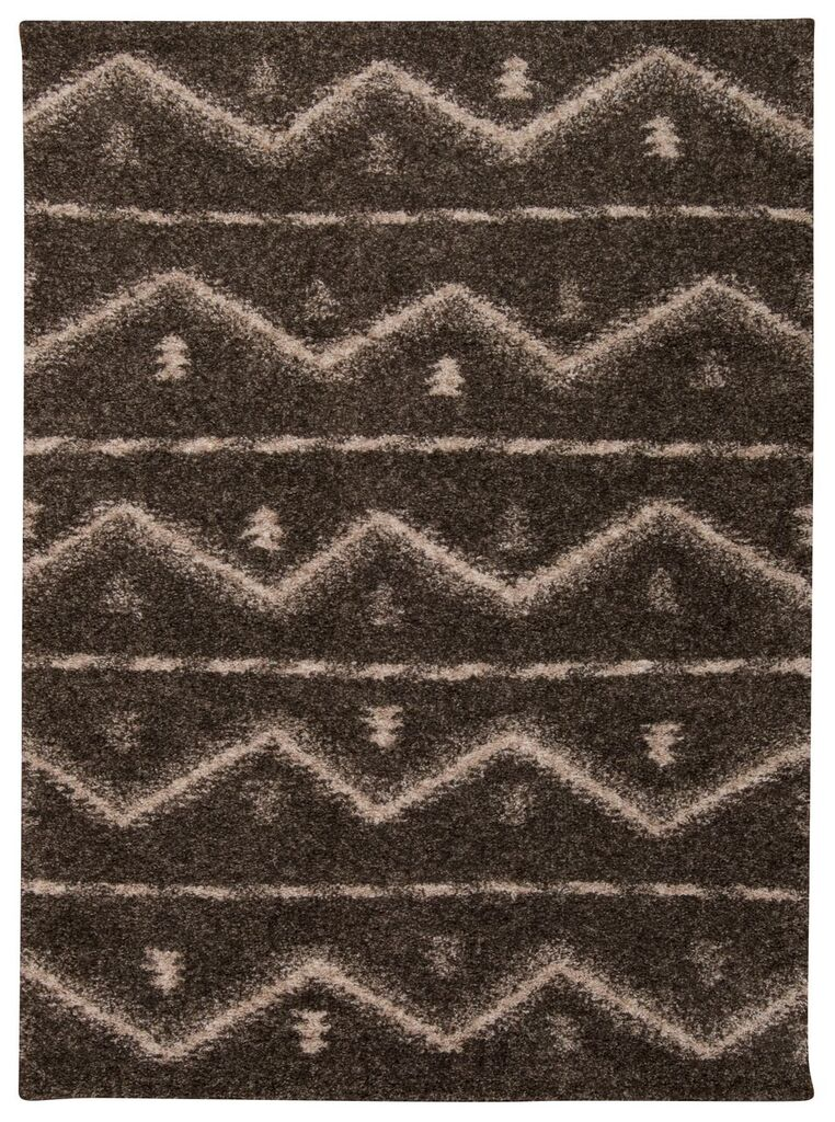 Nourison Tangier Grey Area Rug