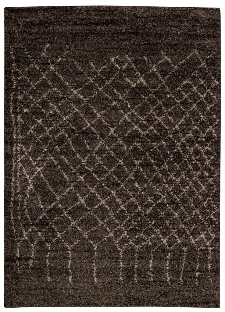 Nourison Tangier Charcoal Area Rug