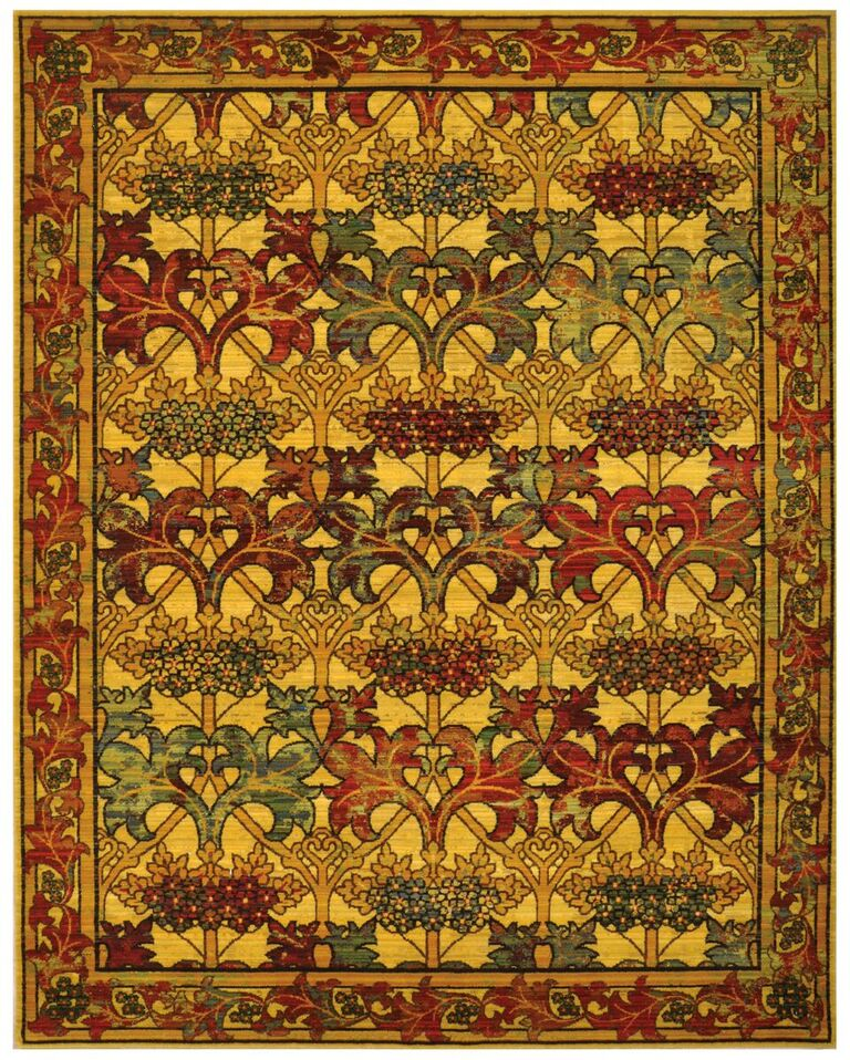 Nourison Timeless Stained Glass Area Rug