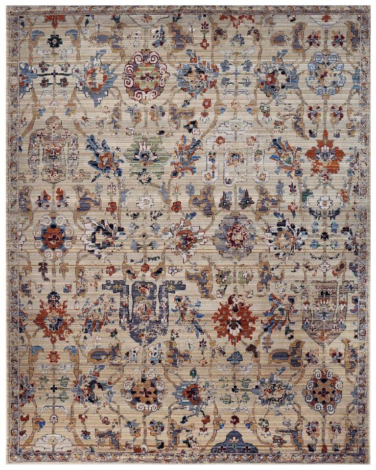 Nourison Timeless Taupe Area Rug