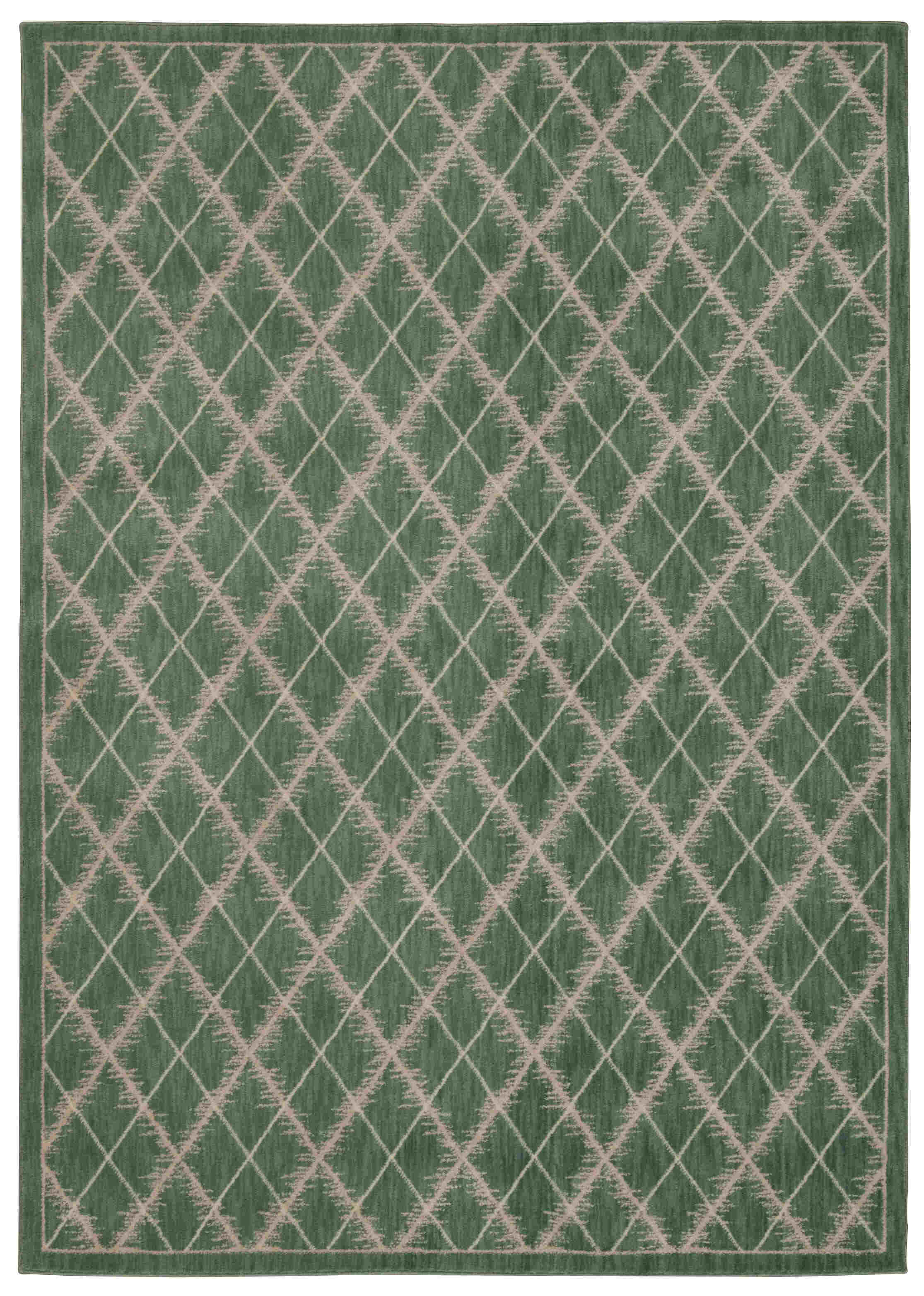 Nourison Tranquility Light Green Area Rug