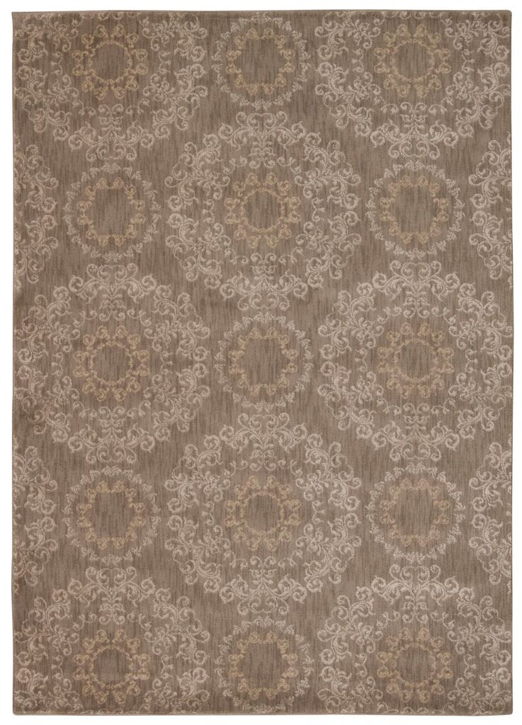 Nourison Tranquility Stone Area Rug