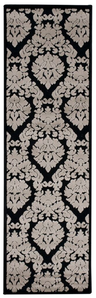 Nourison Ultima Black Grey Area Rug