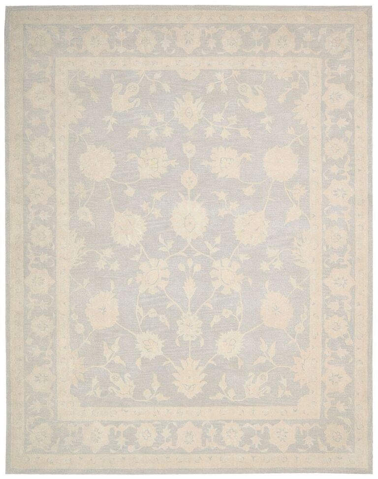 Nourison Zephyr Light Blue Area Rug
