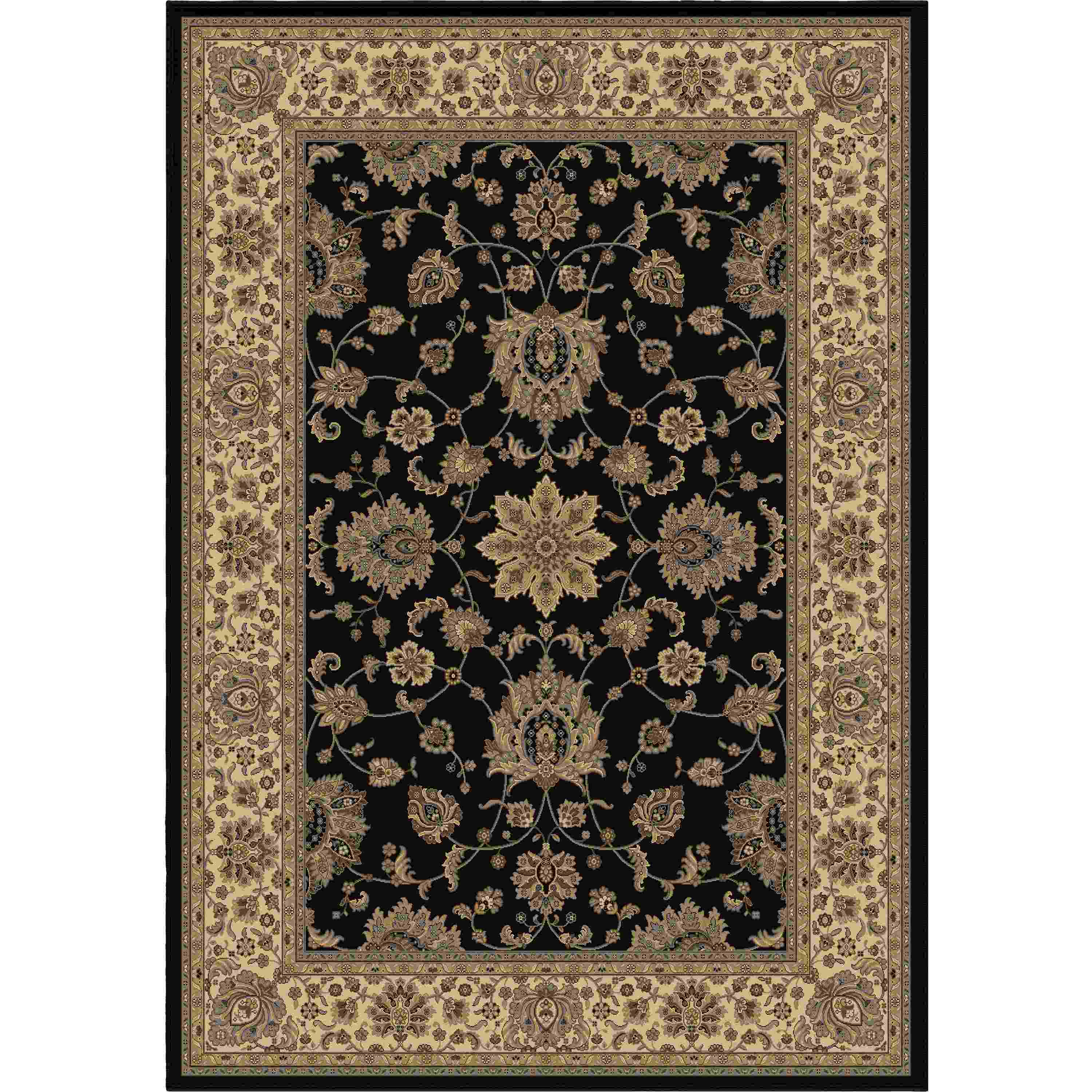 Orian Rugs Indoor Traditional Borokan Onyx Area Rug