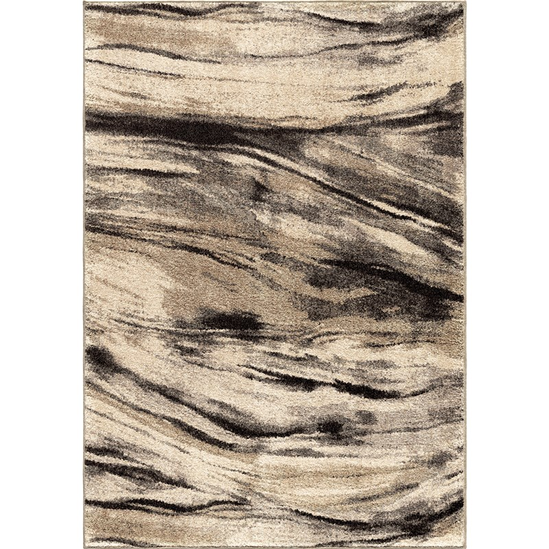 Orian Rugs Abstract Abstract Sycamore Multi Area Rug 5'3 X 7'6