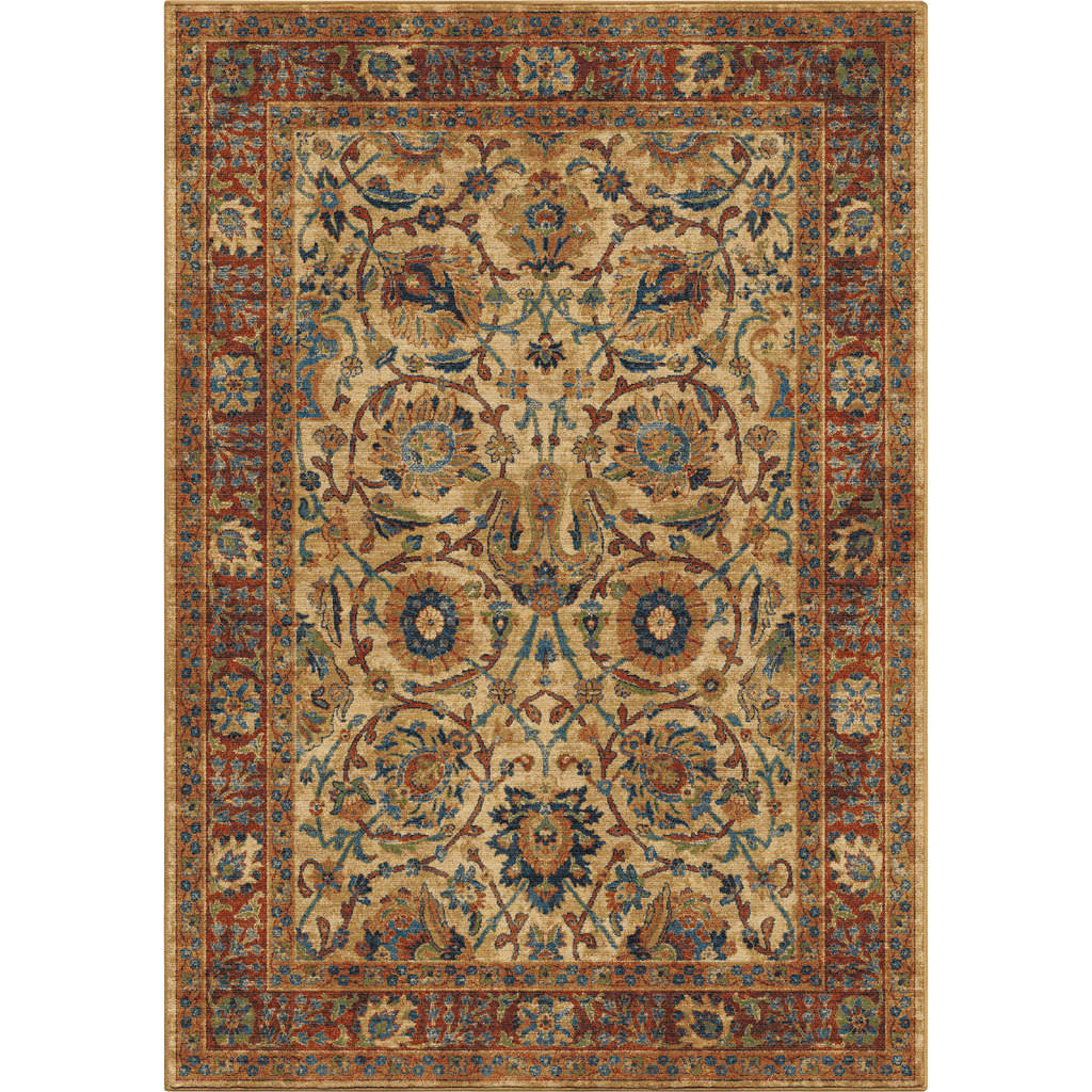 Orian Persian Varse Bohemian Transitional Rugs