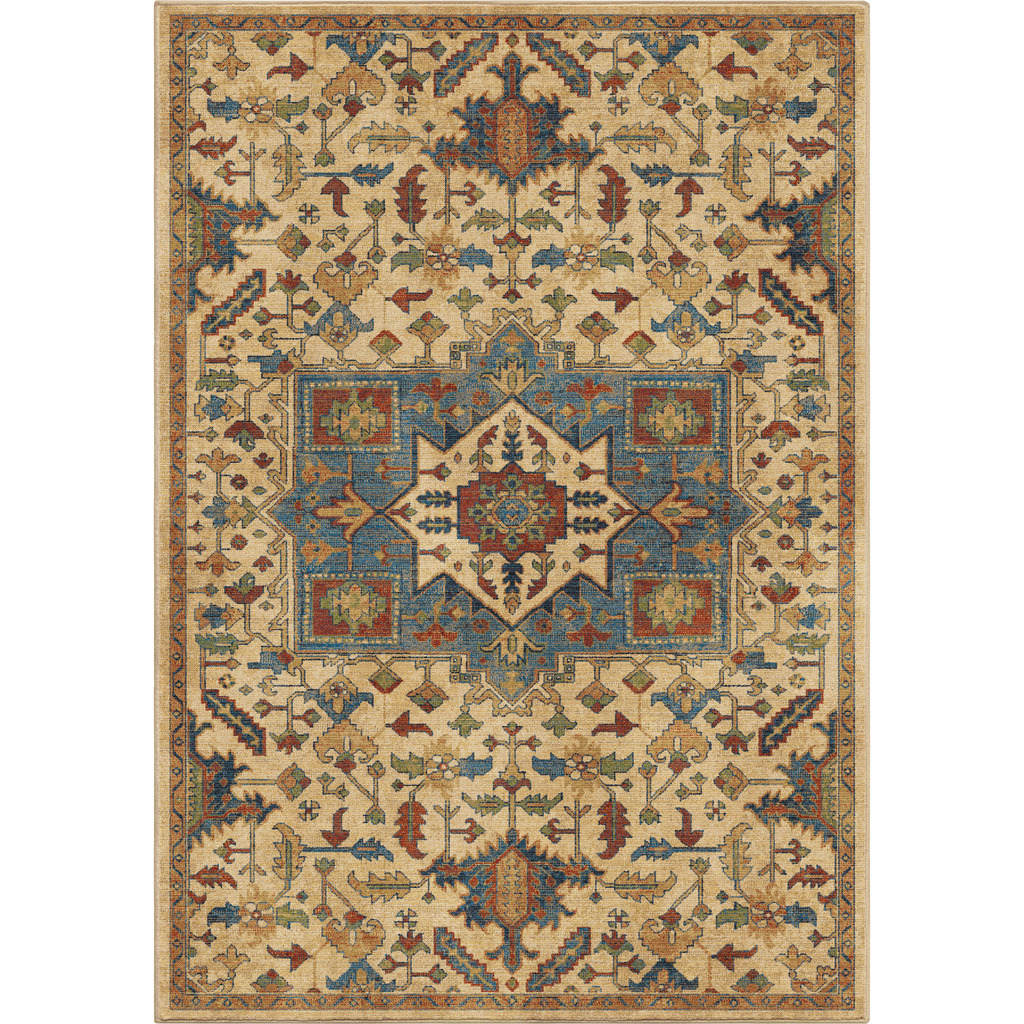 Orian Serapi Bohemian Transitional Rugs