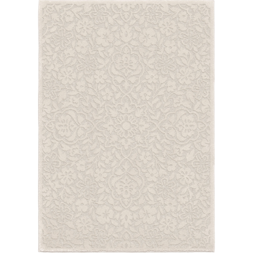 Orian Cottage Floral Boucle' Contemporary Modern Rugs