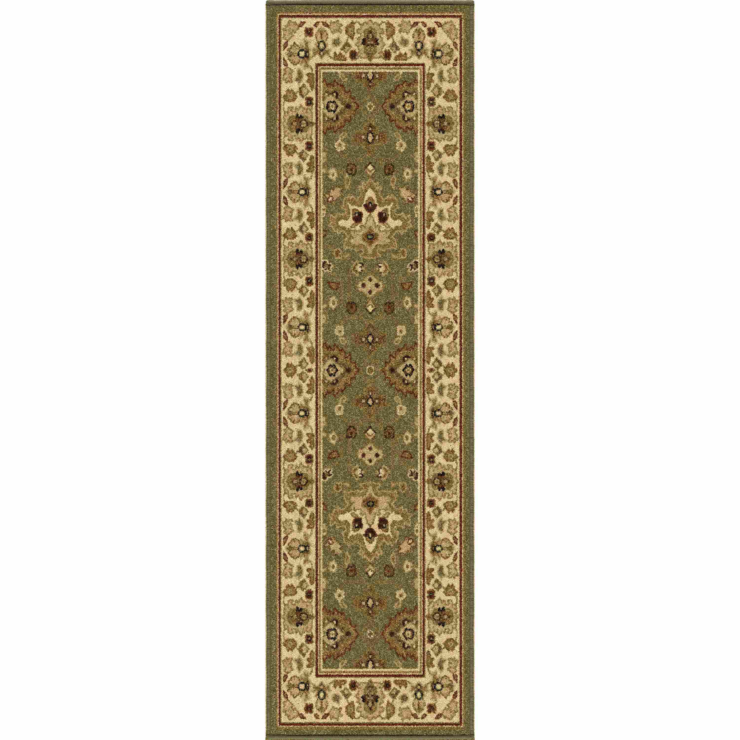 Orian Rugs Indoor/outdoor Traditional Shazad Vineyard Runner