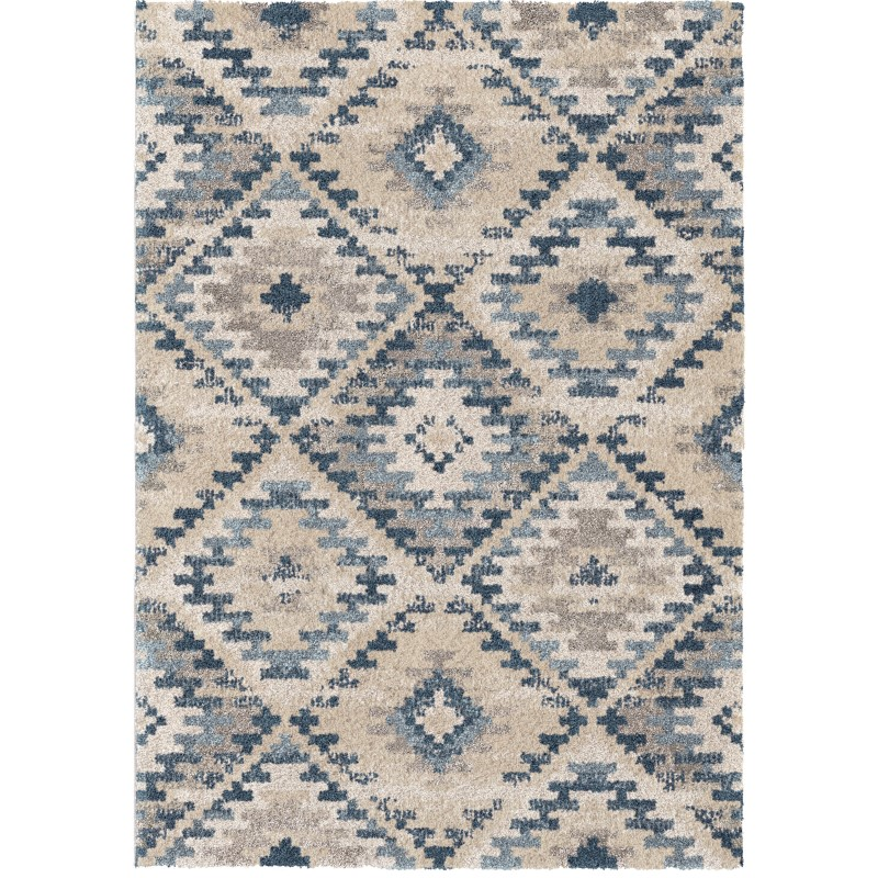 Orian Grand Tapis Lodge/southwest Western Sky Soft White
