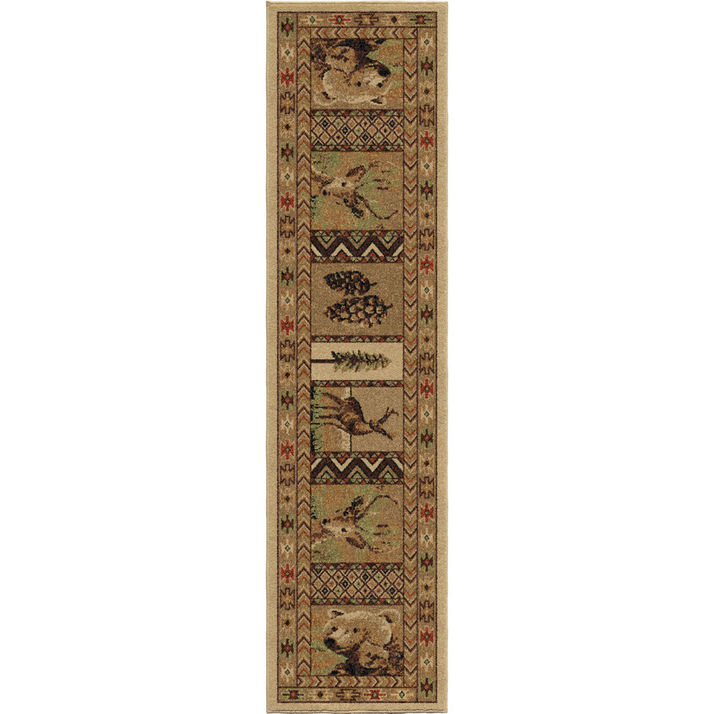 Orian High Country Oxford Lodge/southwest Rugs