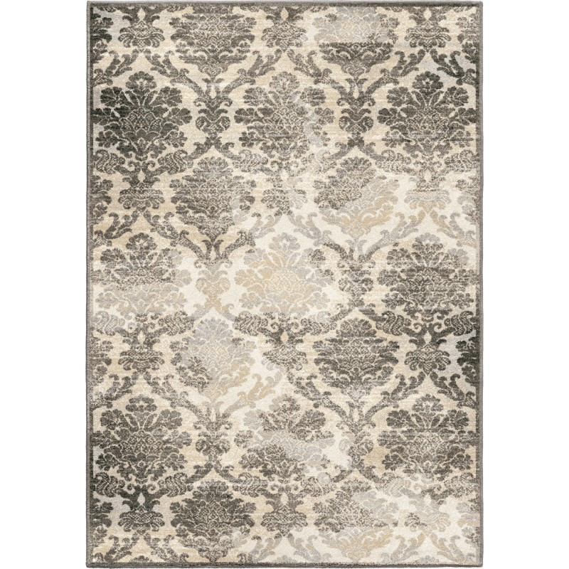 Orian Riverstone Floral Rugs 9005