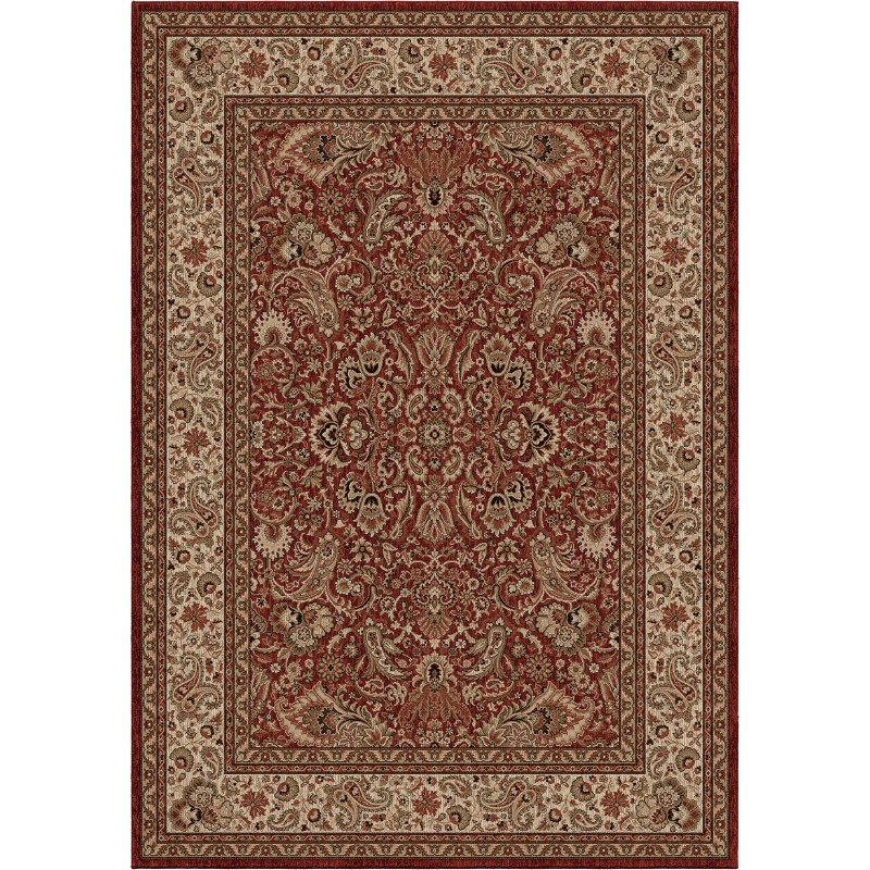 Orian Symphony Transitional Patterson Red