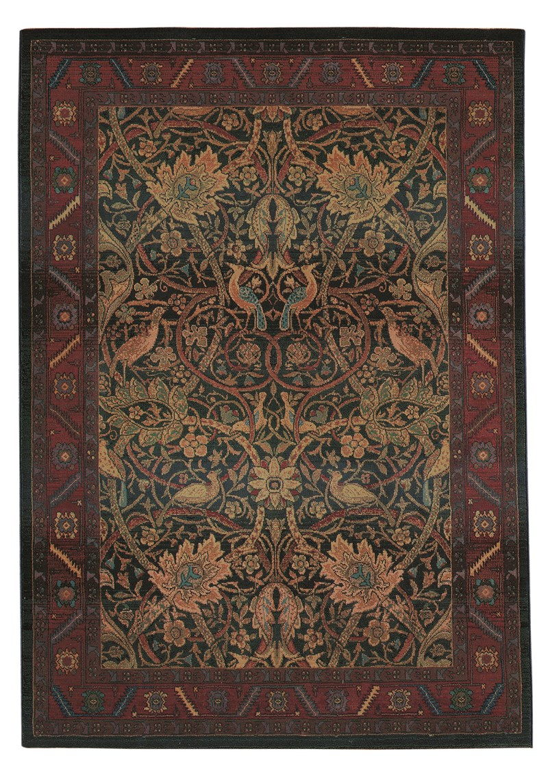 Oriental Weavers Kharma 470x4 Red Rug