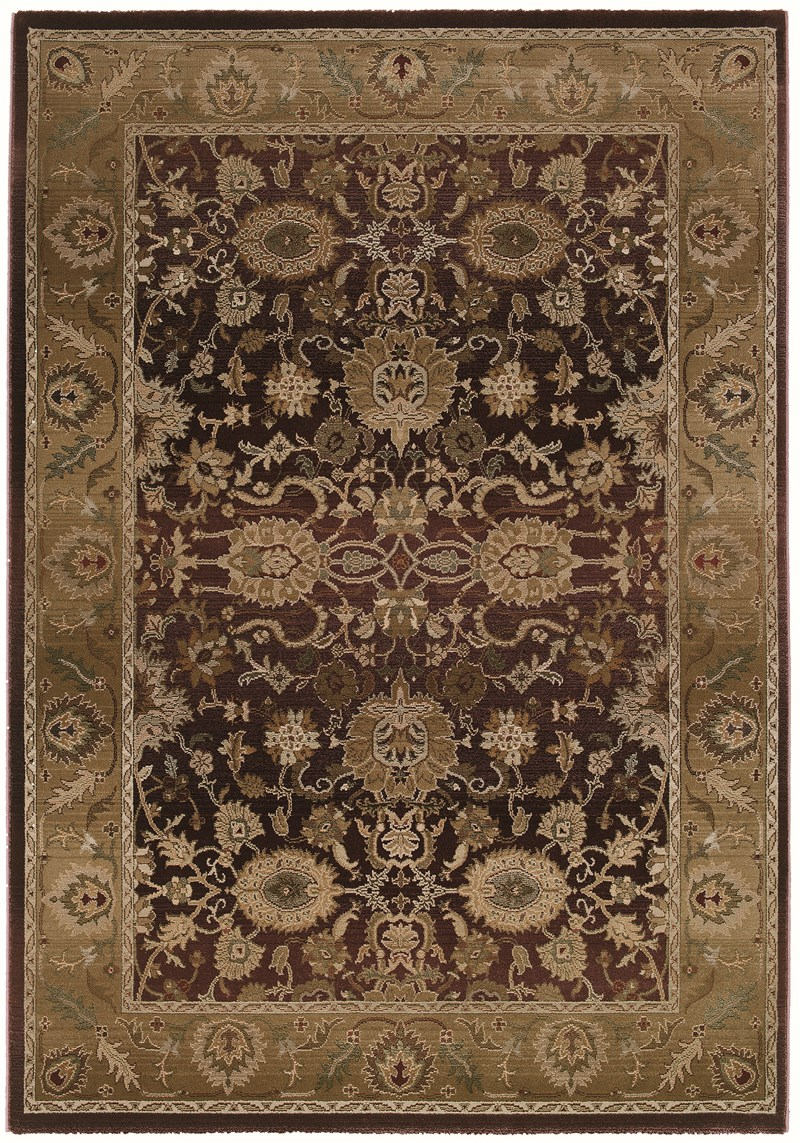 Oriental Weavers Generations 1732m Purple Rug