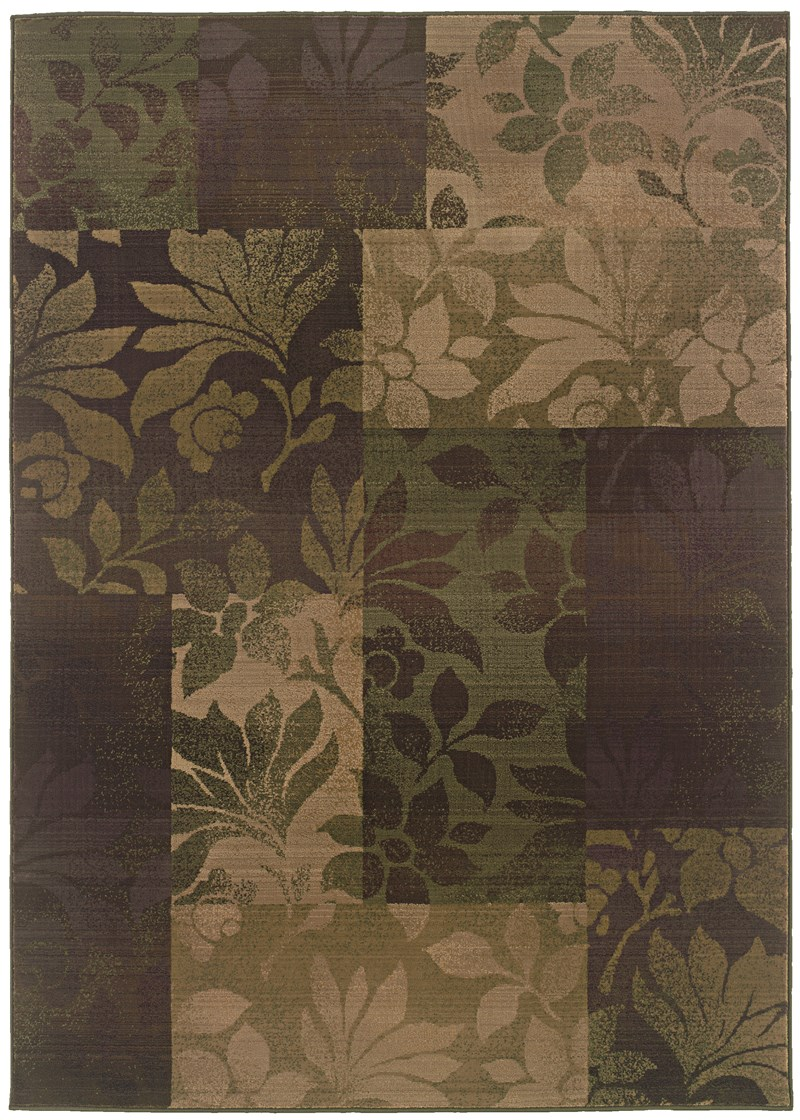 Oriental Weavers Generations 8006a Purple Rug
