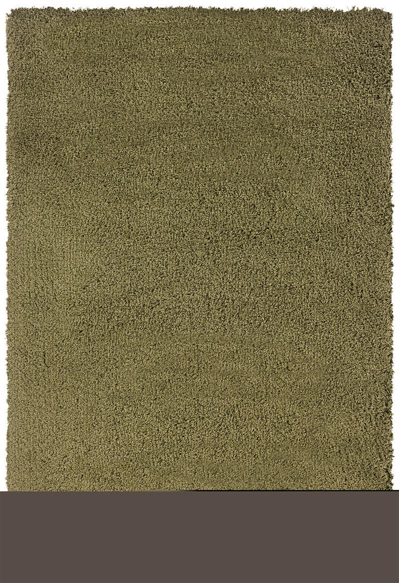 Oriental Weavers Loft Collection 520g4 Green Rug