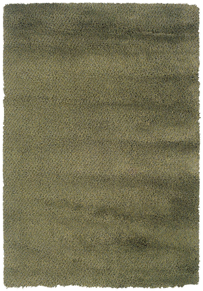Oriental Weavers Loft Collection 520a4 Green Rug