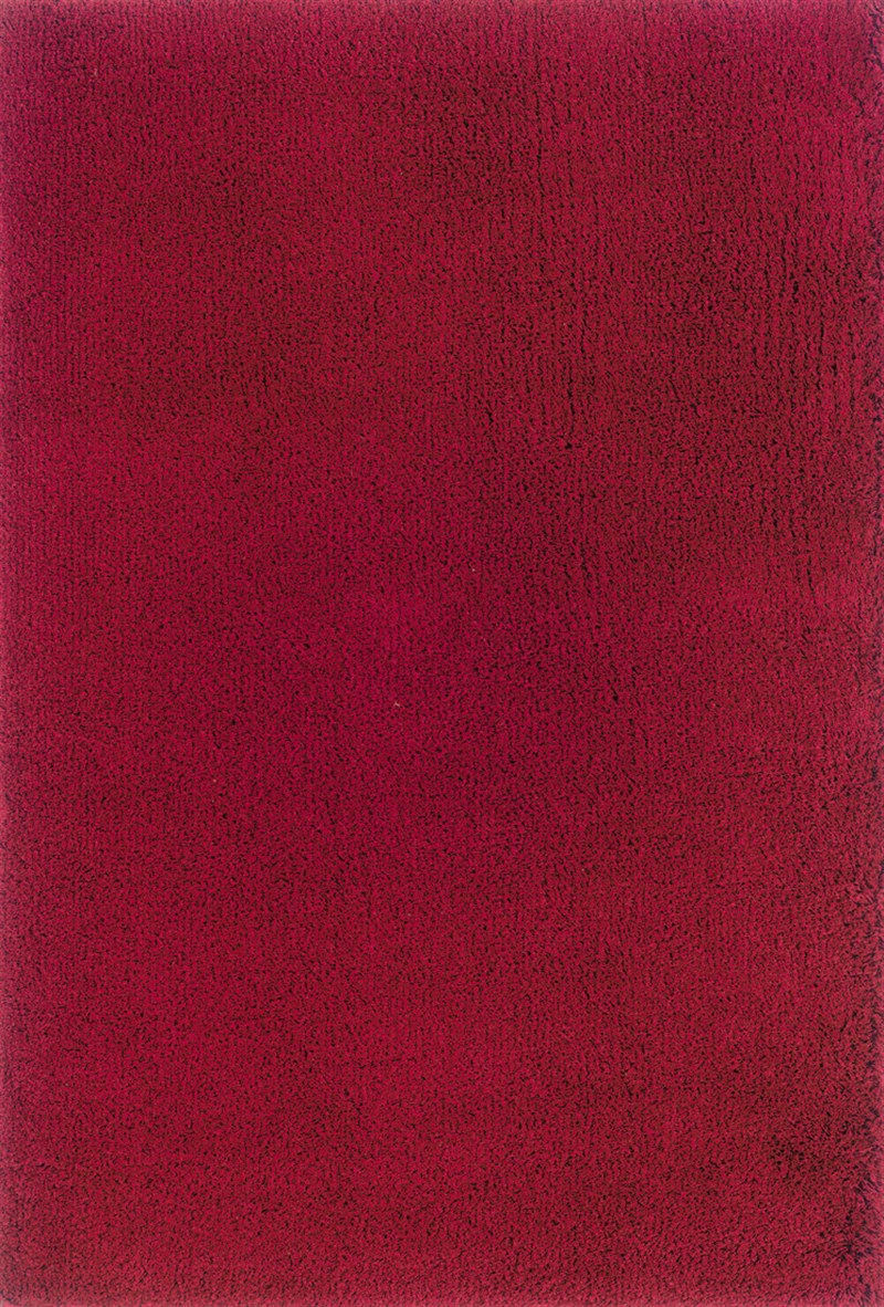 Oriental Weavers Loft Collection 520r4 Red Rug