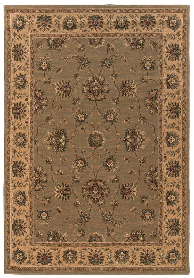 Oriental Weavers Knightsbridge 212h5 Tan Rug