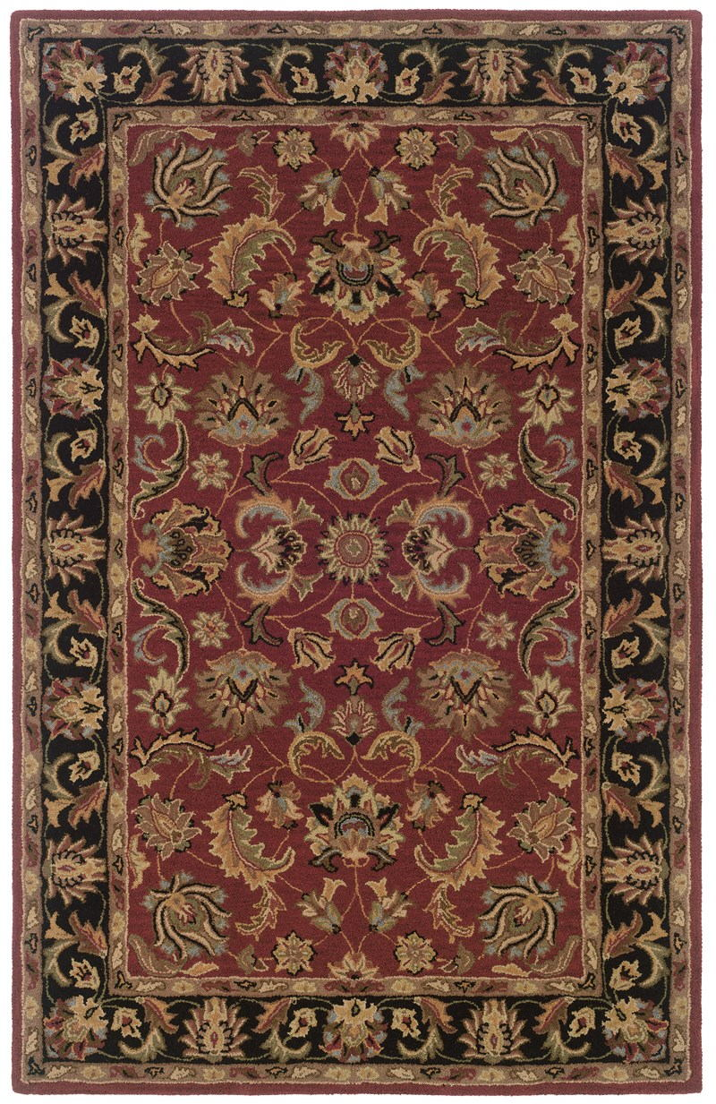 Oriental Weavers Windsor 23102 Red Rug