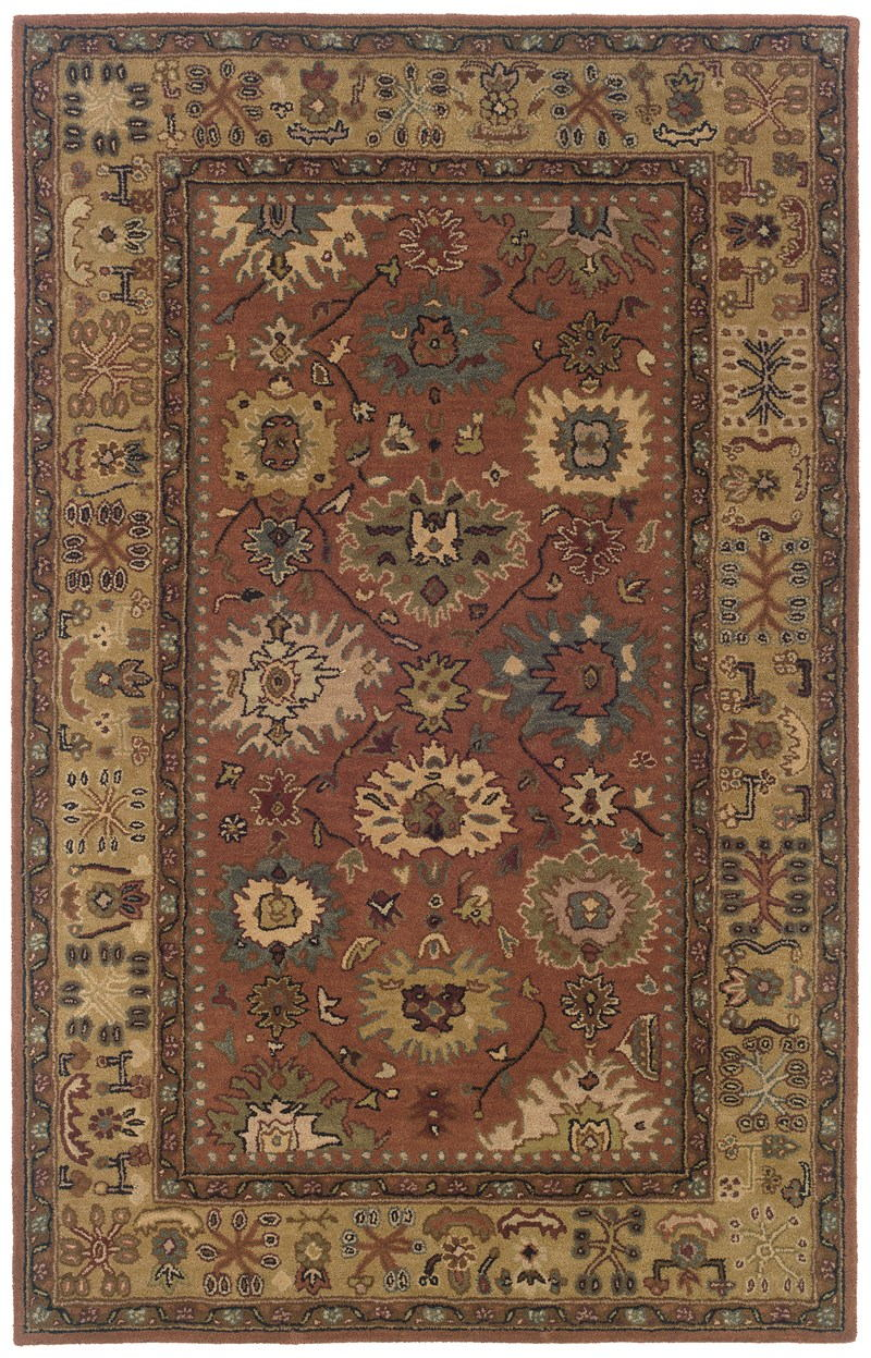 Oriental Weavers Windsor 23107 Pink Rug