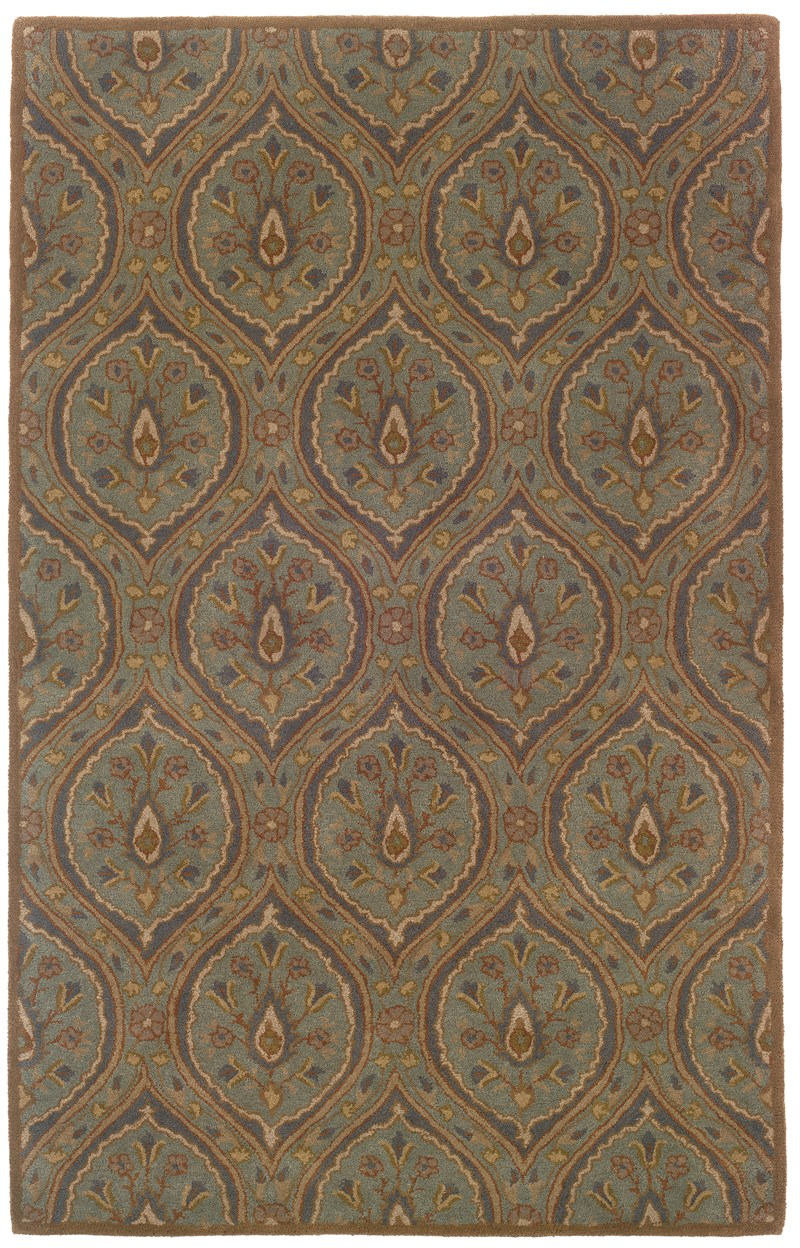 Oriental Weavers Windsor 23108 Blue Rug