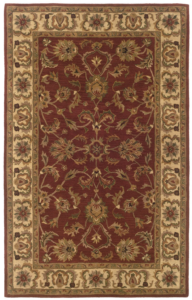 Oriental Weavers Windsor 23109 Red Rug